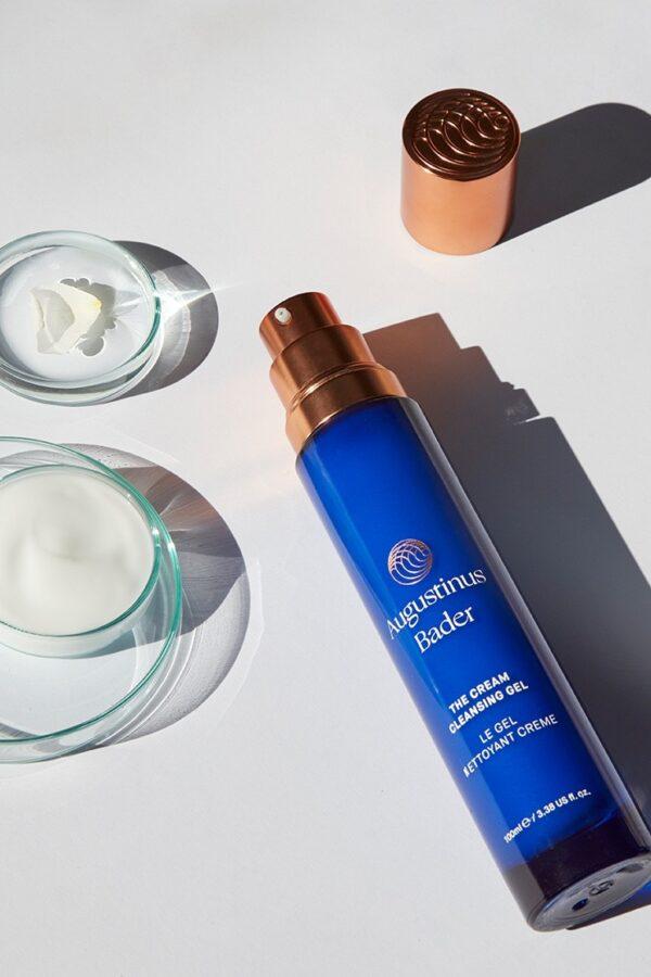 augustinus bader the cream cleansing gel 100ml 1