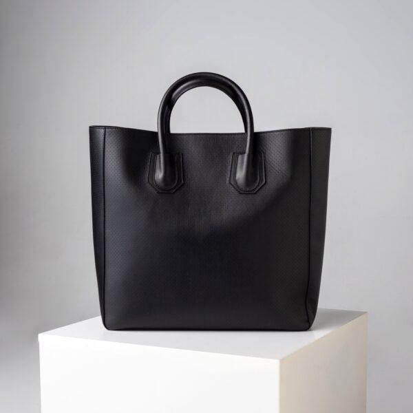 marija tarlac big shopping bag black 1