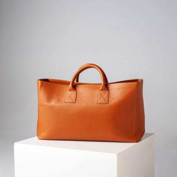 Big Shopping Bag - Camel