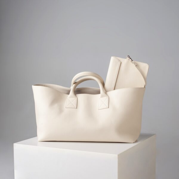 Big Shopping Bag - Off White