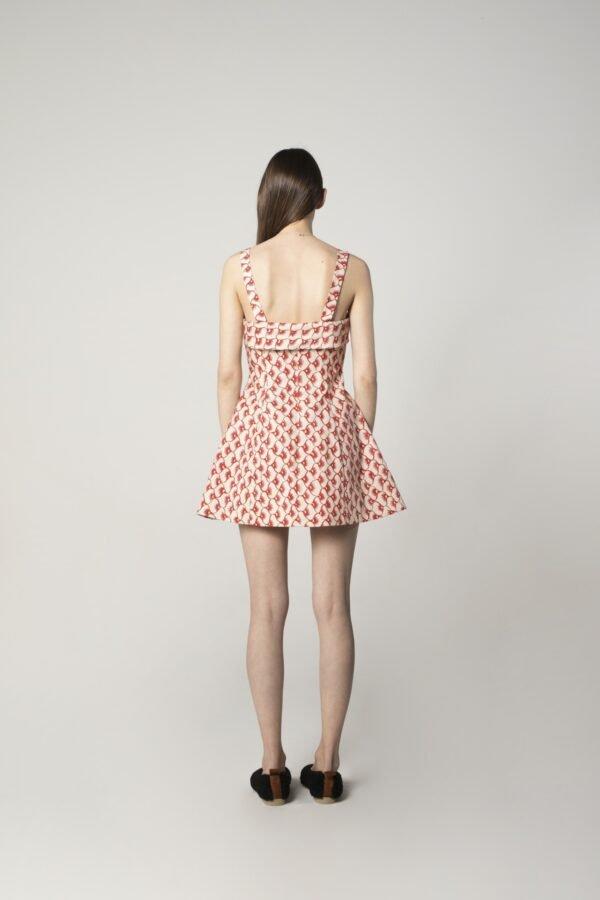 marija tarlac cotton spring a line dress 1