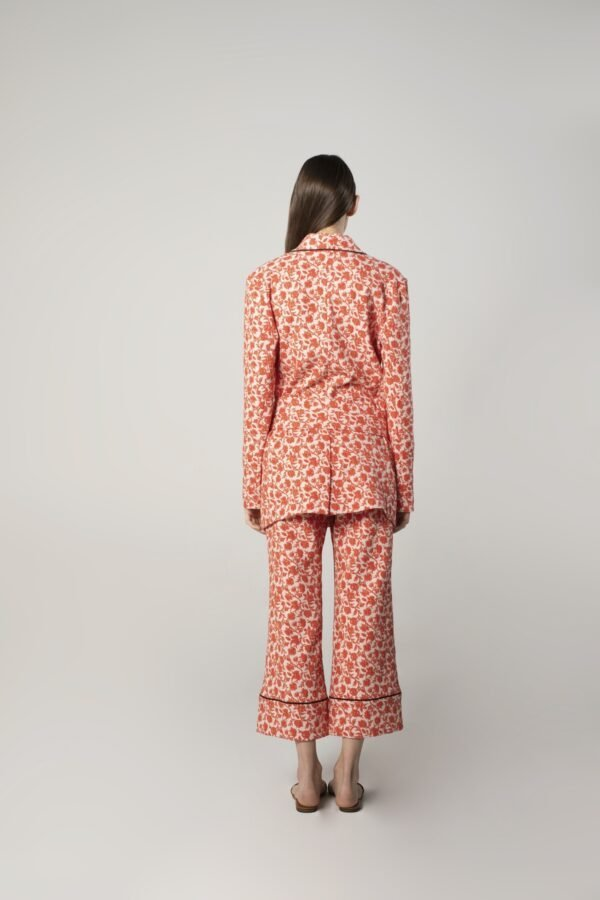 marija tarlac cropped pants in floral print 1