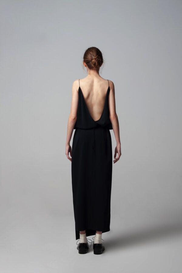 marija tarlac draped dress 2