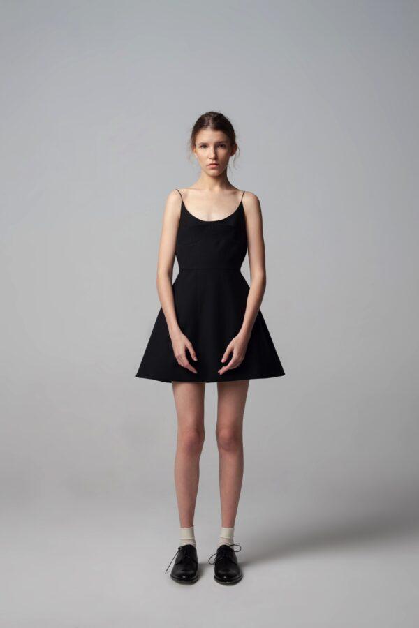 marija tarlac little black dress 1