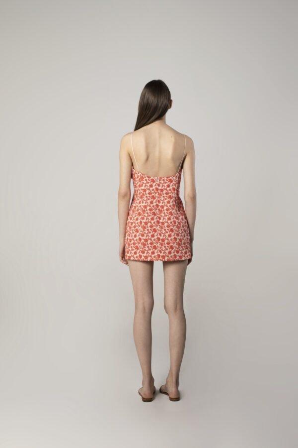 marija tarlac mini floral print dress 1