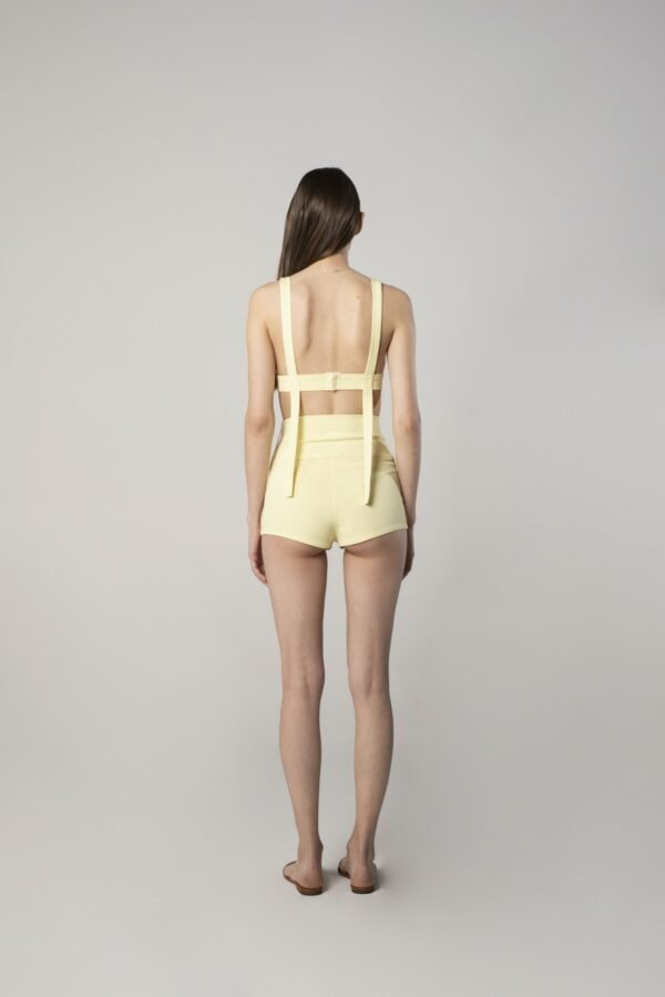 marija tarlac shorts in lemon yellow 1