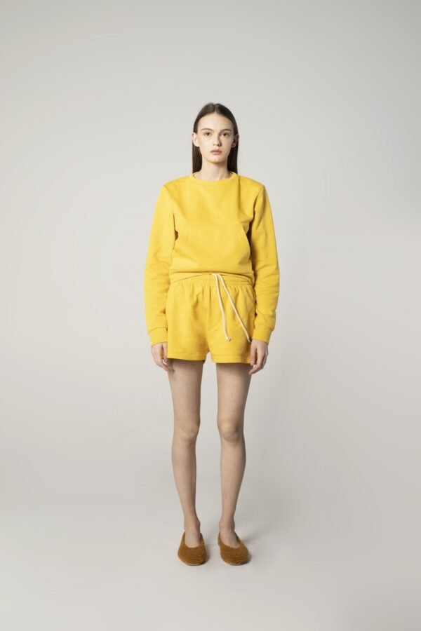 Cozy Set in Yellow