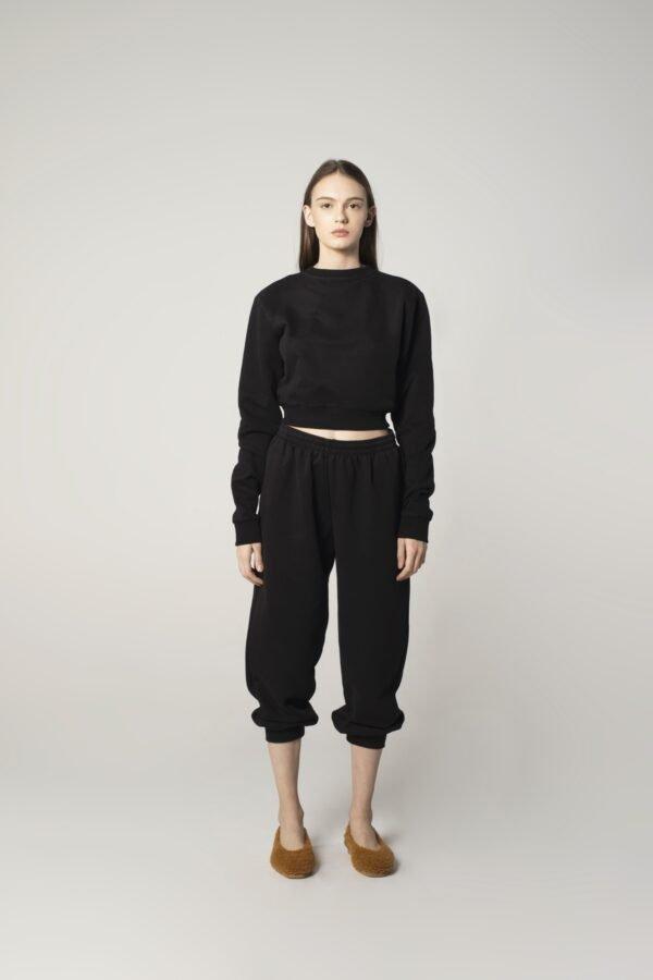 Sweatpants in Black
