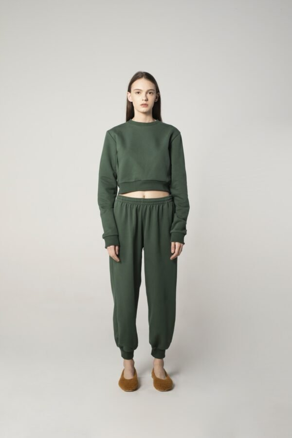 Sweatpants in Olive